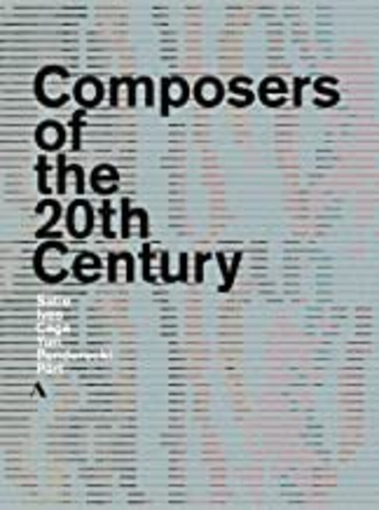 Part / Miller / Tabakov - Composers Of The 20th Century (7pc) / (Box)