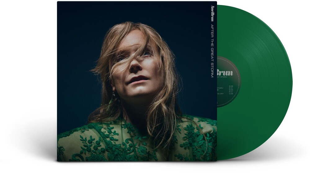 Ane Brun - After The Great Storm (Green Vinyl) (Grn) (Ogv)