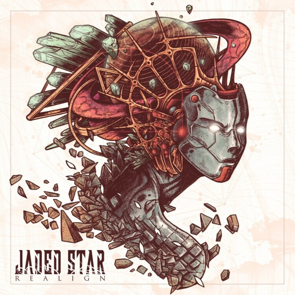 Jaded Star - Realign (Splattered Vinyl) (Gate) [Limited Edition]
