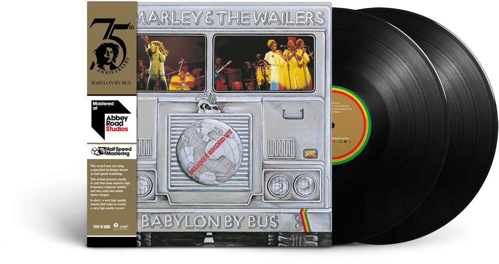 Bob Marley - Babylon By Bus: Half-Speed Mastering [LP]