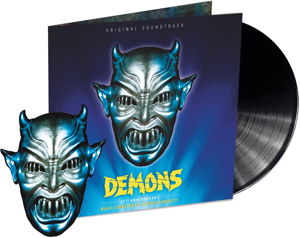 Claudio Simonetti Dlx Gate Aniv - Demons - O.S.T. [Deluxe] (Gate) (Aniv)