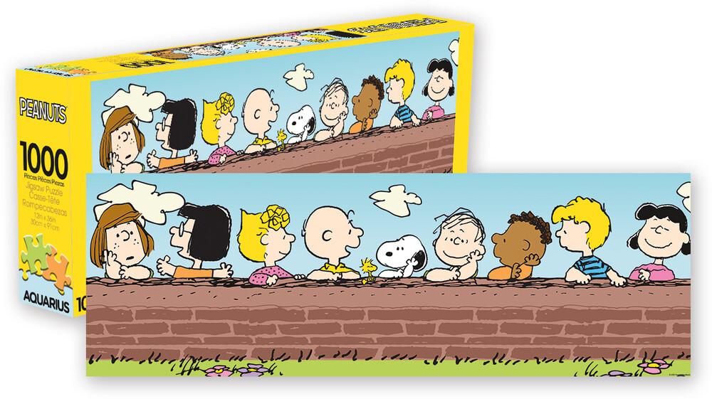 Peanuts Characters 1000 PC Slim Jigsaw Puzzle - Peanuts Characters 1000 Pc Slim Jigsaw Puzzle