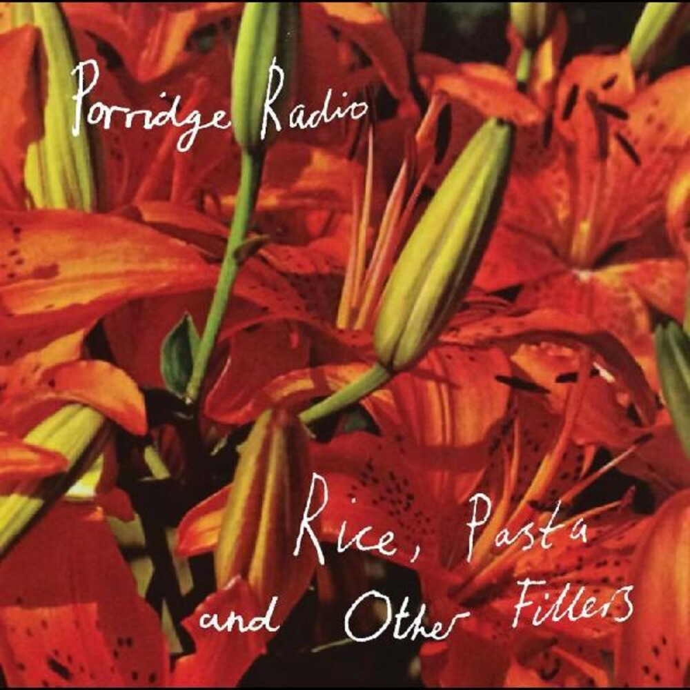 Porridge Radio - Rice Pasta & Other Fillers [Clear LP]