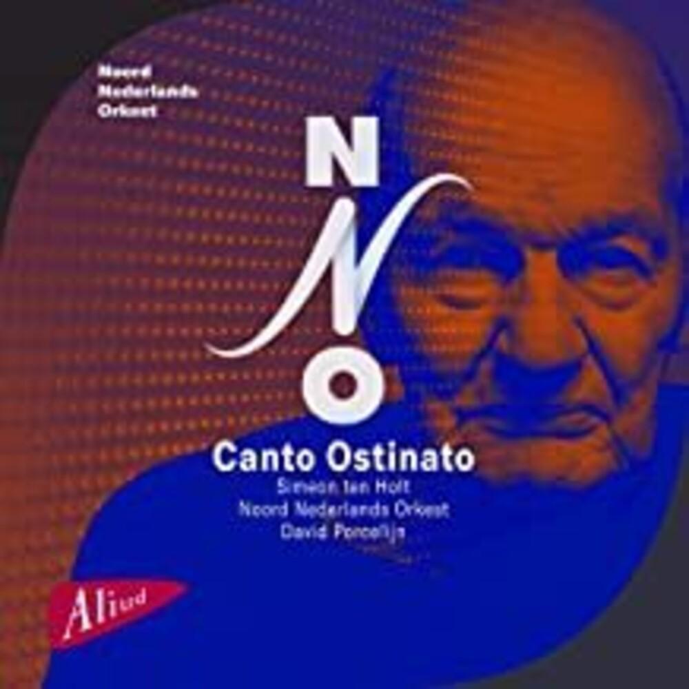 Holt / Noord Nederlands Orkest - Canto Ostinato (3pc) (W/Cd) / (3pk)