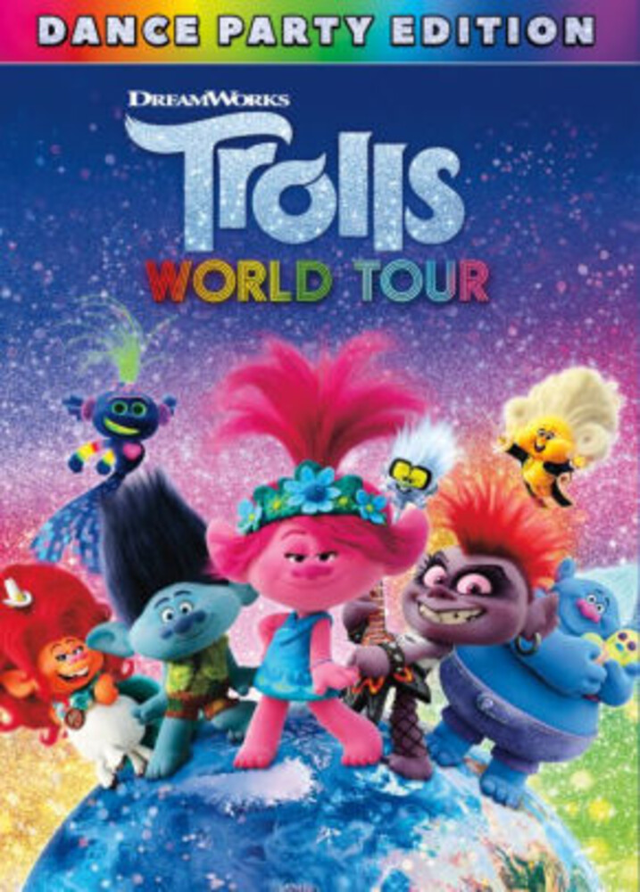 Trolls World Tour - Trolls World Tour / (Mcsh)