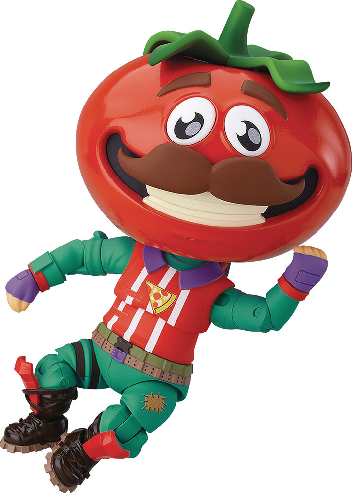 Good Smile Company - Good Smile Company - Fortnite Tomato Head Nendoroid Action Figure