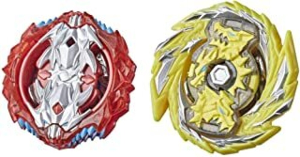 Bey Ss Leopard L4 N Hs Master Kerbeus K5 - Hasbro Collectibles - Beyblade Ss