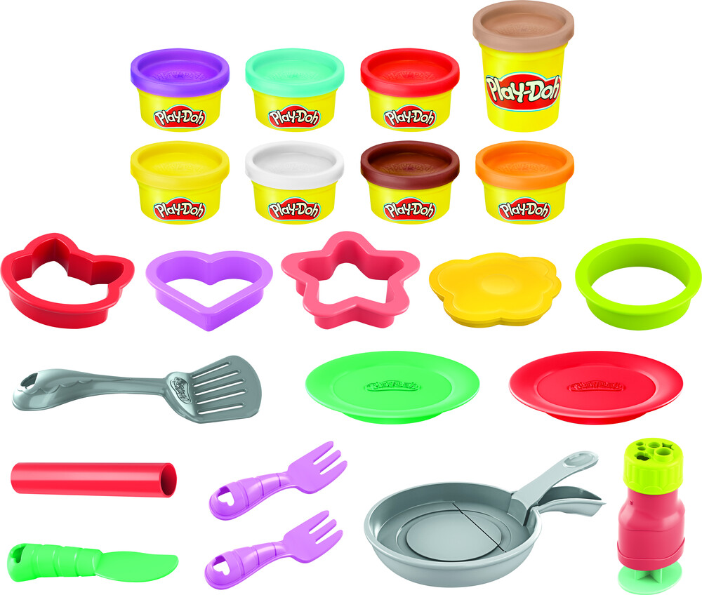 Pd Pancakes - Hasbro Collectibles - Play-Doh Pancakes