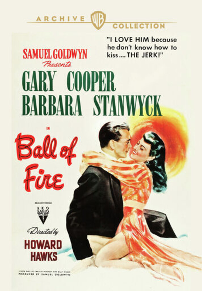 Ball of Fire (1941) - Ball Of Fire