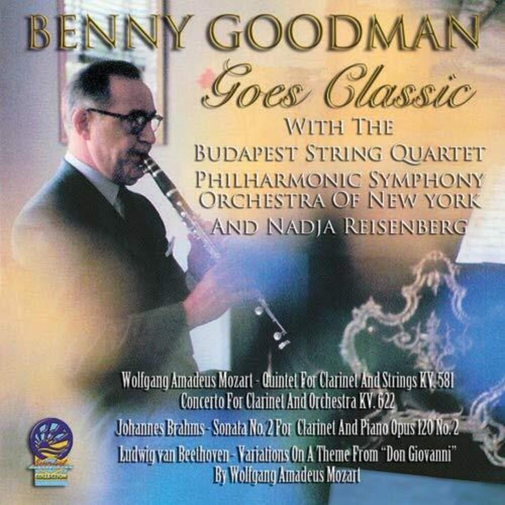 Goodman - Goes Classic