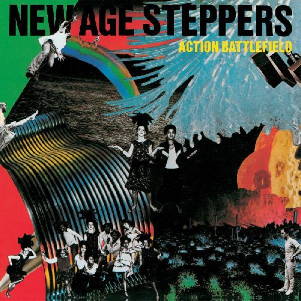 New Age Steppers - Action Battlefield [180 Gram] [Download Included]