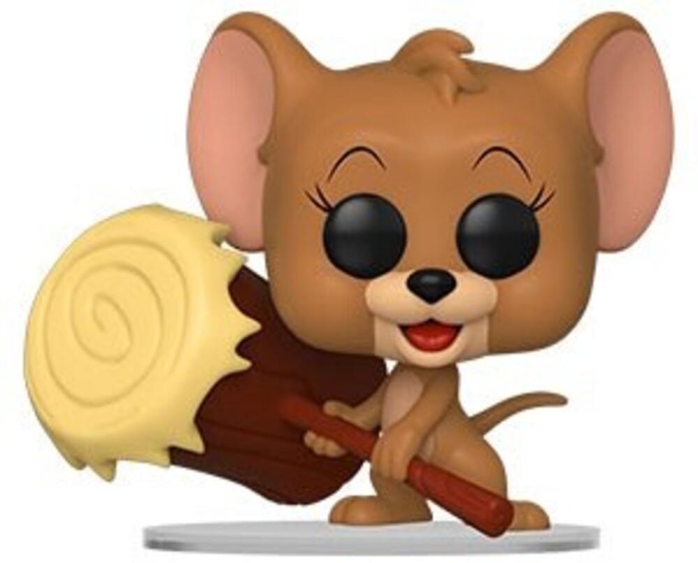- FUNKO POP! MOVIES: Tom & Jerry - Jerry
