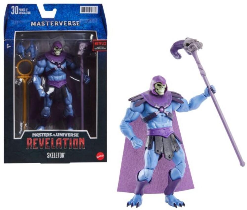 Masters Of The Universe - Motu Revelation Skeletor Classic