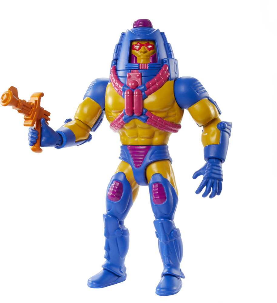 Masters Of The Universe - Mattel Collectible - Masters of the Universe Origins Man-E-Faces Action Figure (He-Man, MOTU)