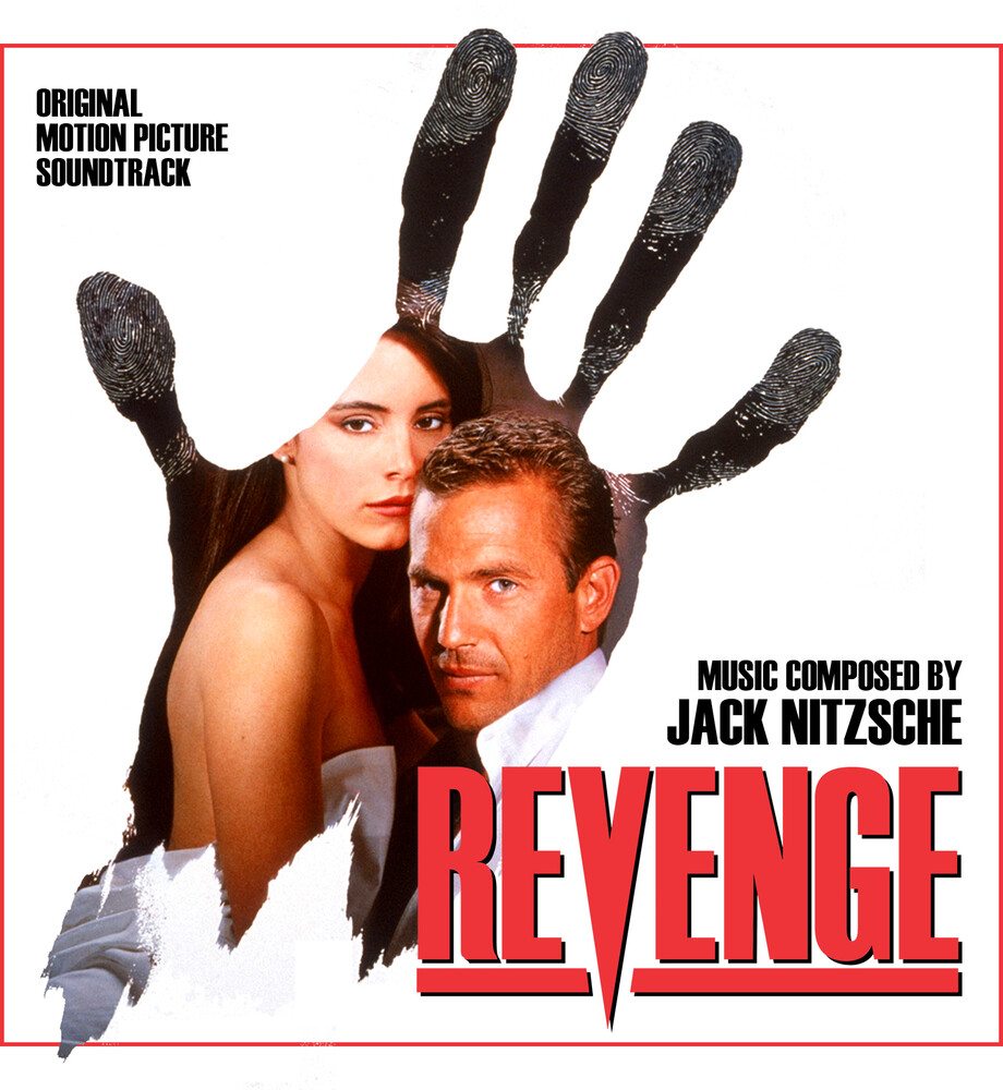 Jack Nitzsche - Revenge: Original Motion Picture Soundtrack