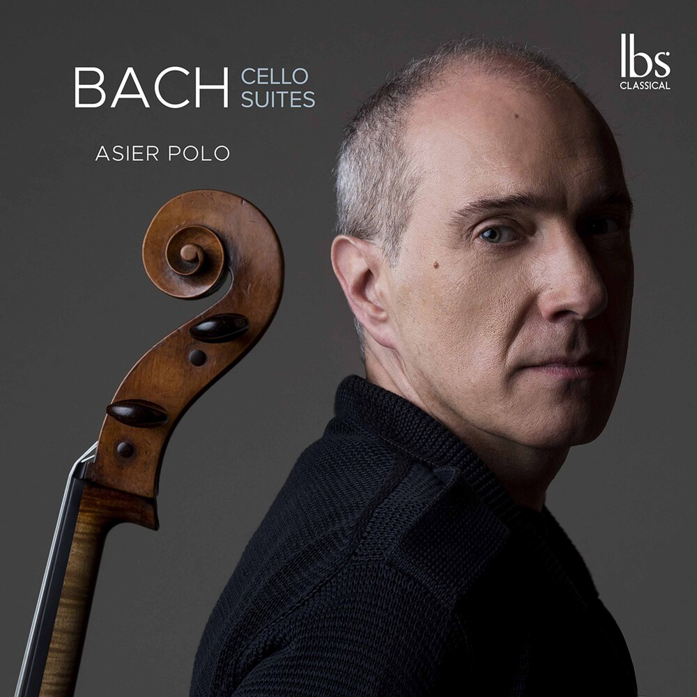 J Bach .S. / Asier Polo - Cello Suites (2pk)