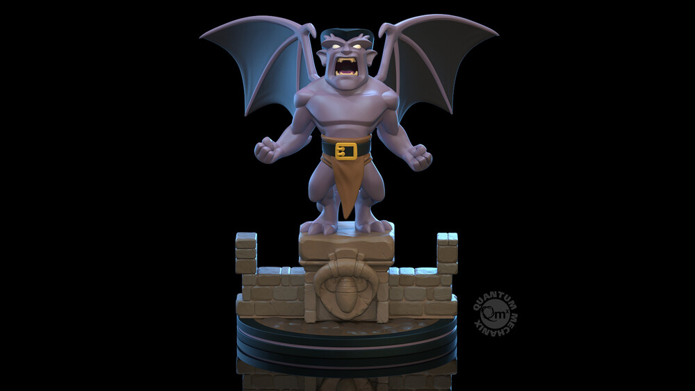 Gargoyles - Goliath Q-Fig - Quantum Mechanix - Gargoyles - Goliath Q-Fig