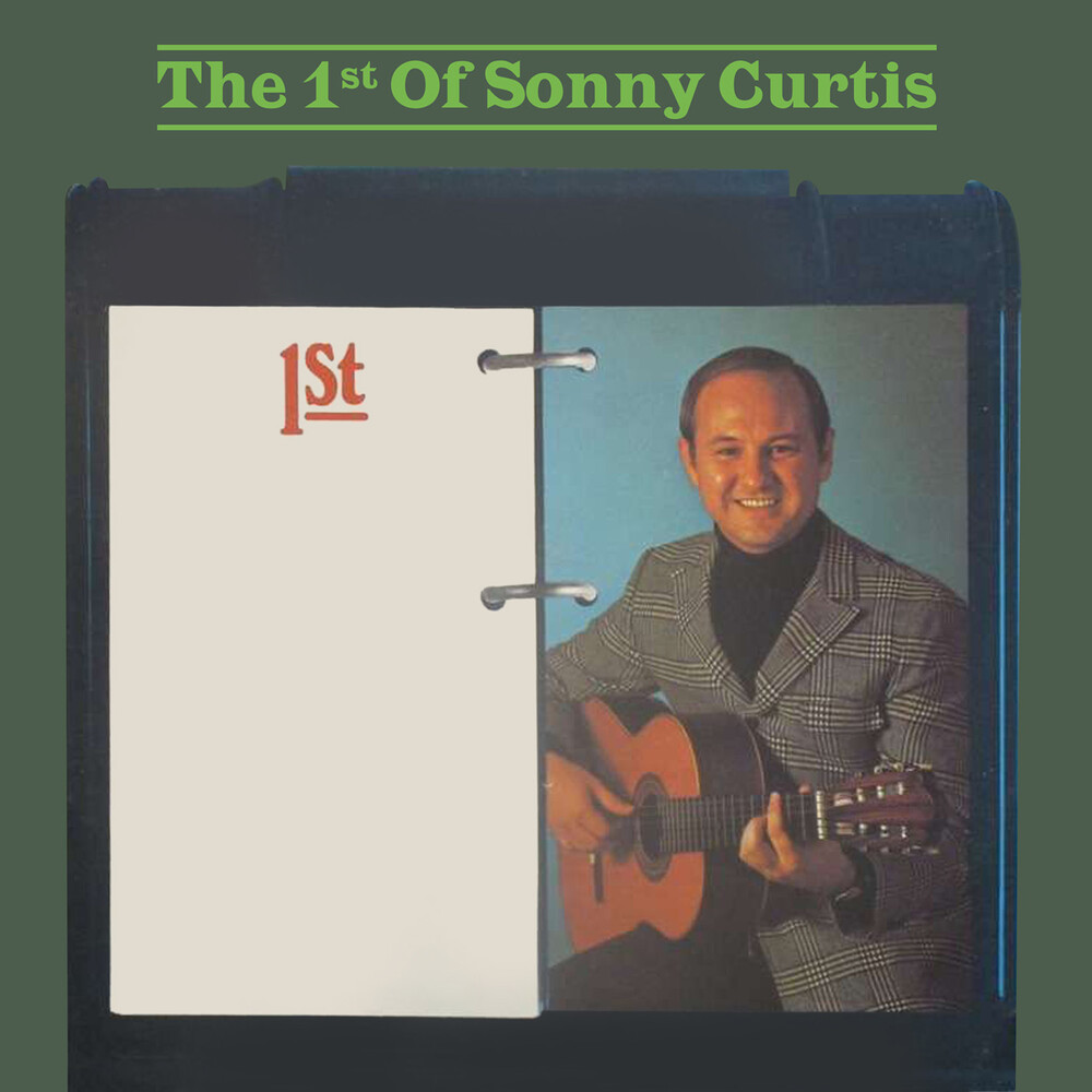 Sonny Curtis - The 1st Of Sonny Curtis