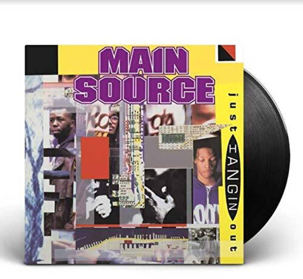 Main Source - Just Hangin Out / Live At The Bbq