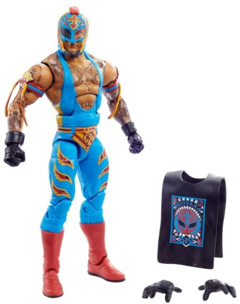 WWE - Mattel Collectible - WWE Elite Rey Mysterio