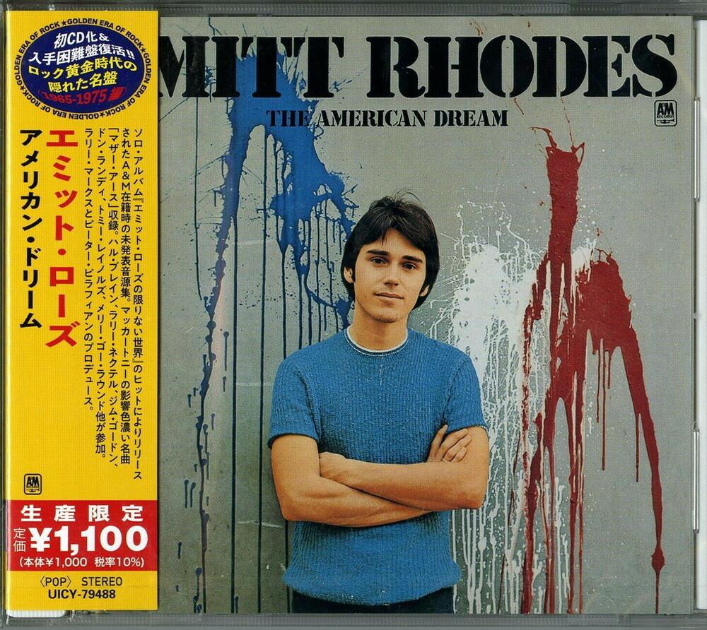 Emitt Rhodes - The American Dream (Japanese Reissue)