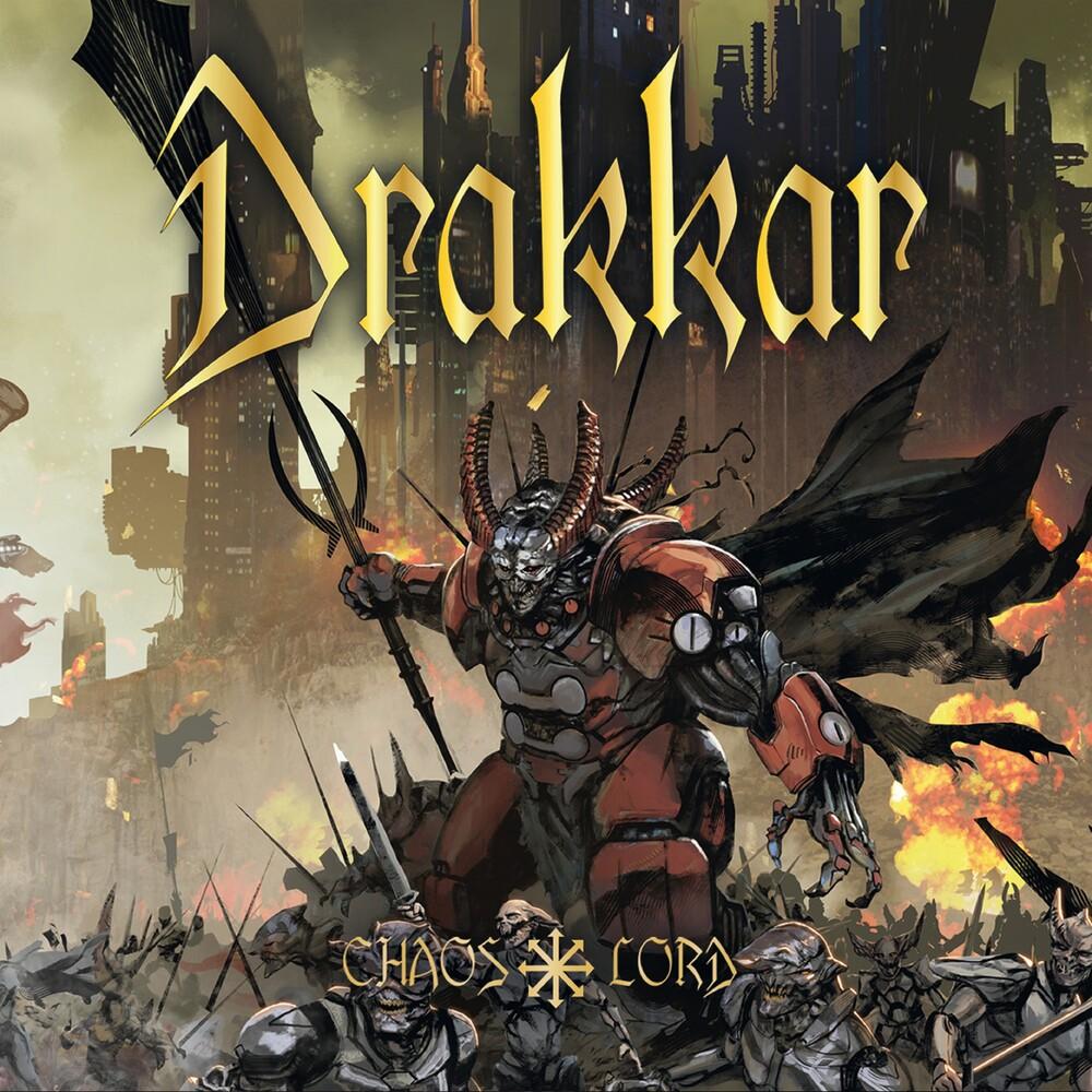 Drakkar - Chaos Lord