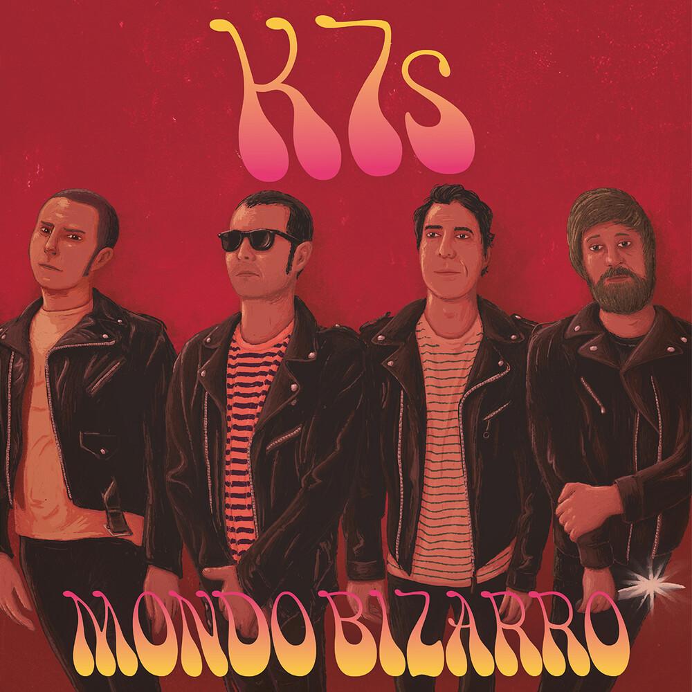 K7s - Mondo Bizarro