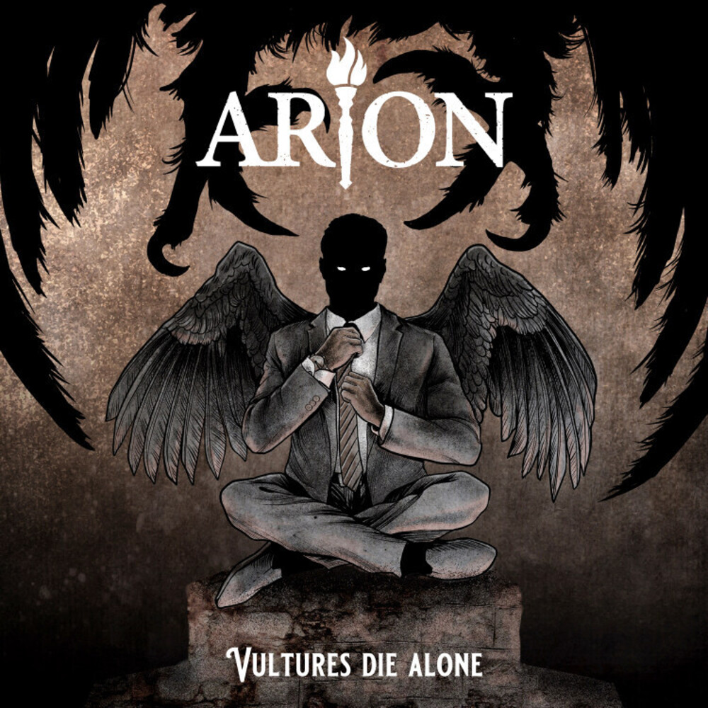 Arion - Vultures Die Alone [Digipak]