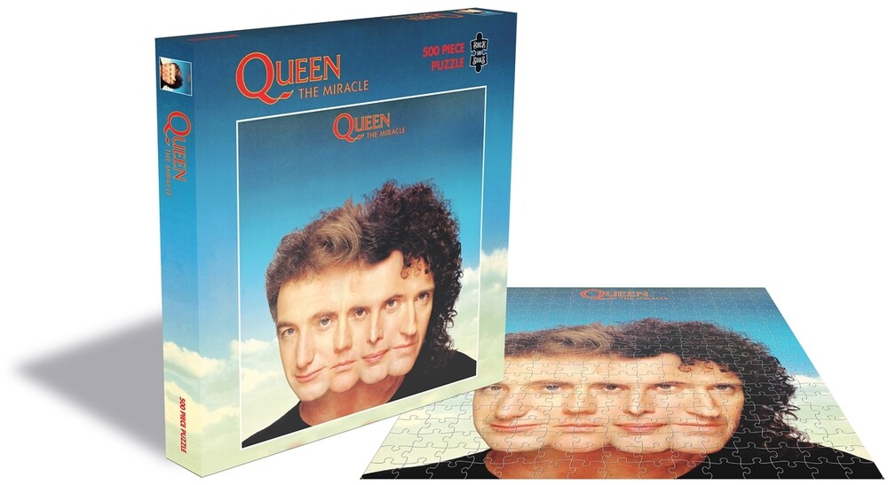- Queen The Miracle (500 Piece Jigsaw Puzzle) (Puzz)
