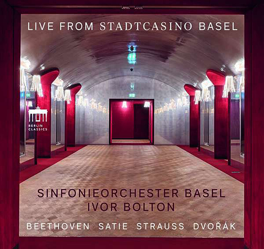 Beethoven / Sinfonieorchester Basel - Orchestral Works