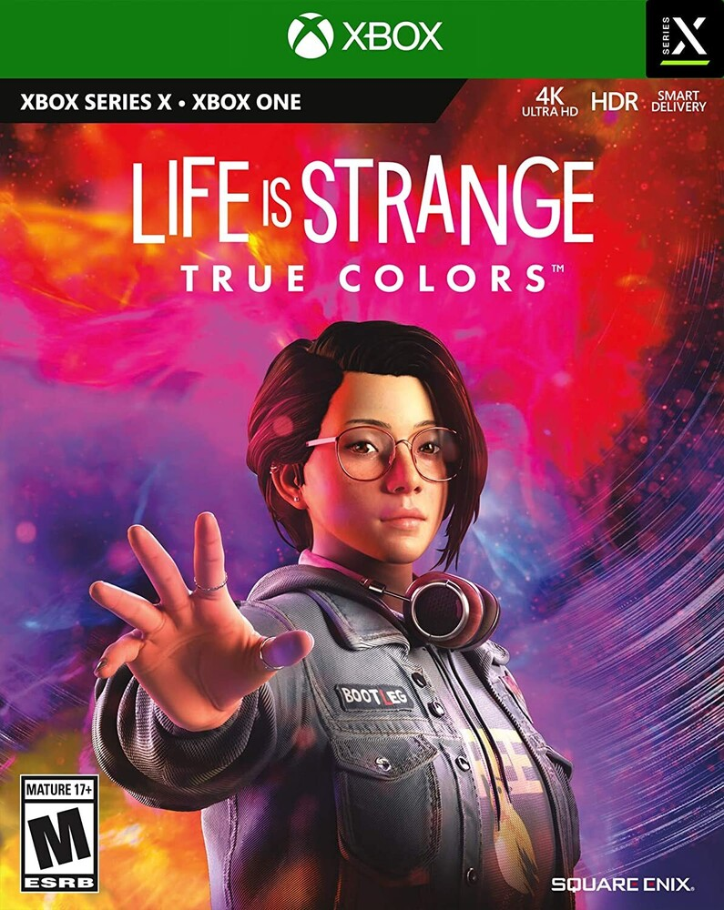 - Xb1/Xbx Life Is Strange: True Colors