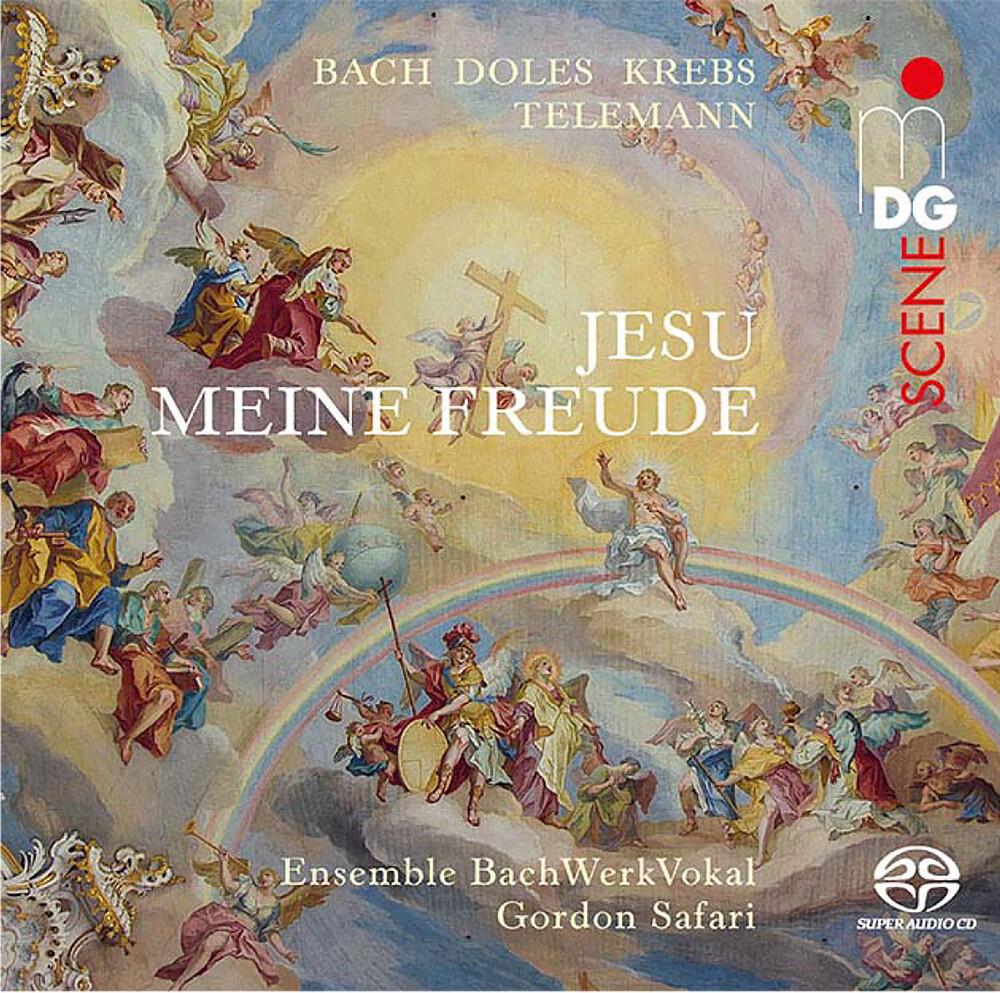 Doles / Ensemble Bachwerkvokal / Safari - Jesu Meine Freude (Hybr)