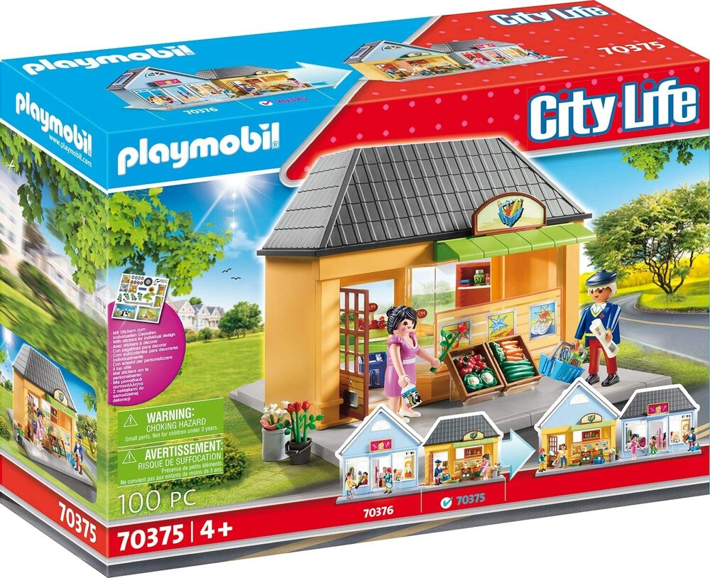 - City Life My Supermarket (Fig)