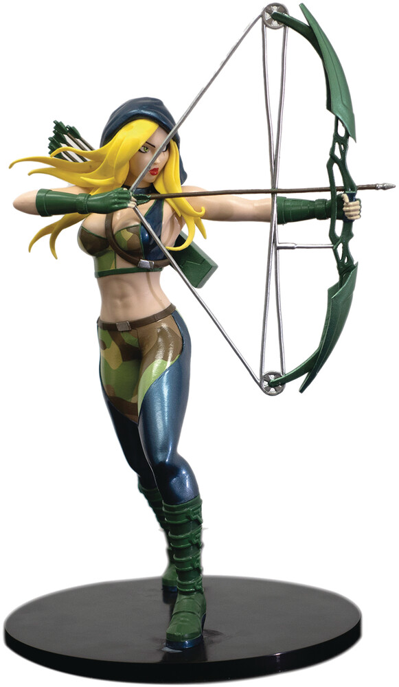 - Grimm Fairy Tales Robyn Hood Bishoujo Style Statue