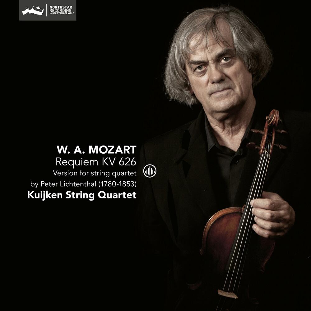 Mozart / Kuijken String Quartet - Requiem In D Minor 626