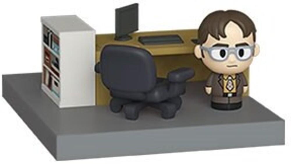 Funko Mini Moments: - The Office- Dwight (Vfig)