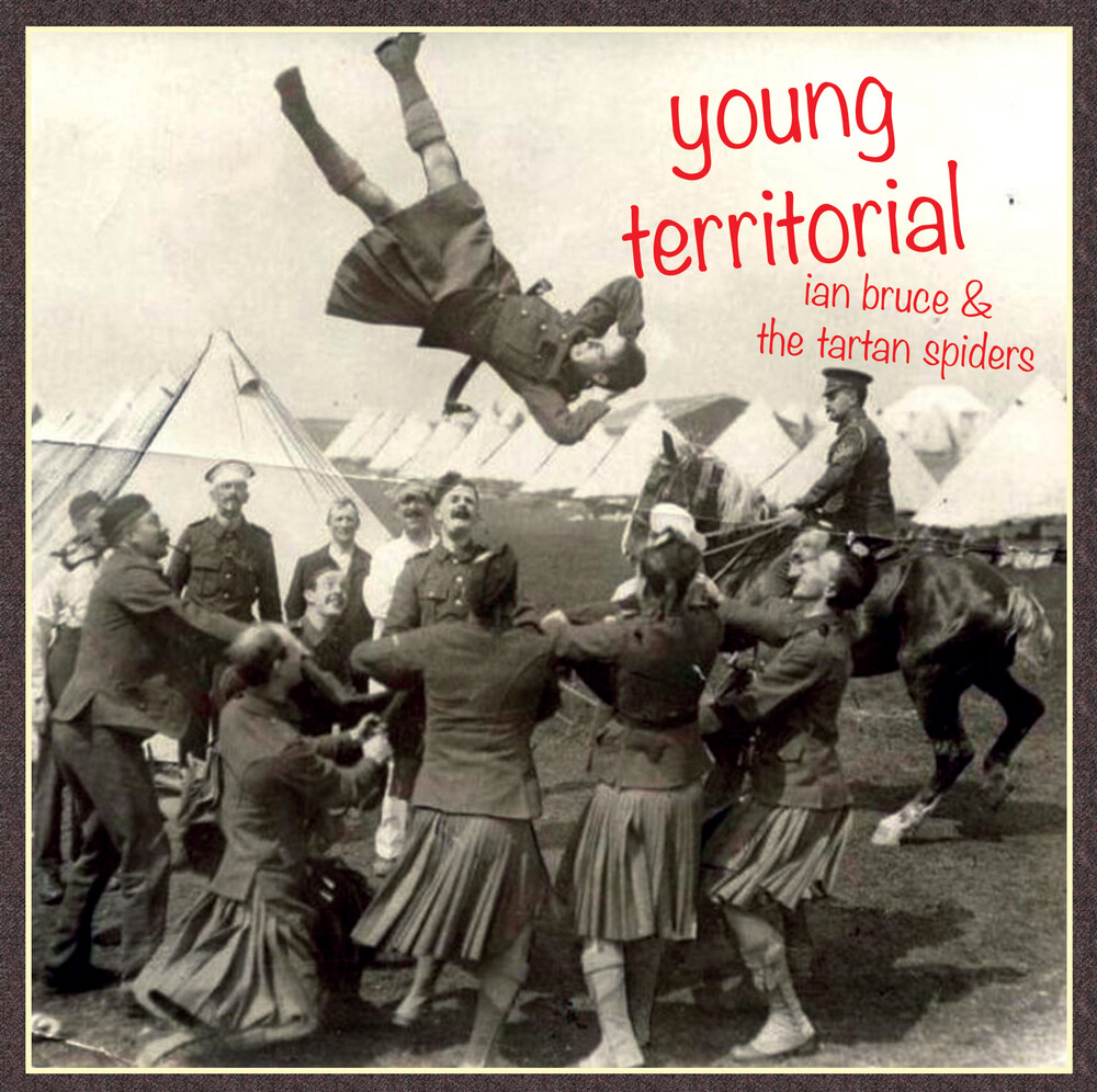 Ian Bruce - Young Territorial