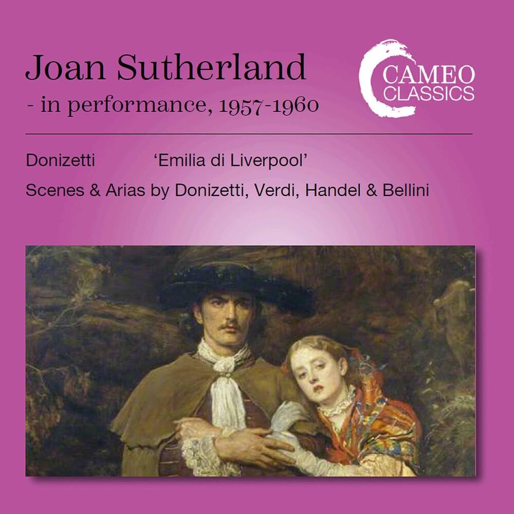 Bellini / Sutherland - Opera Arias (2pk)