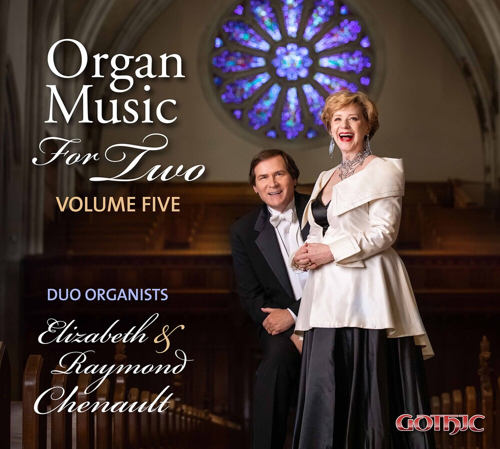 Organ Music For Two 5 / Various - Organ Music For Two 5 / Various
