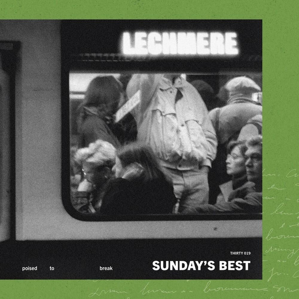 Sunday's Best - Poised To Break [Colored Vinyl] (Grn) [Limited Edition] [180 Gram] (Uk)