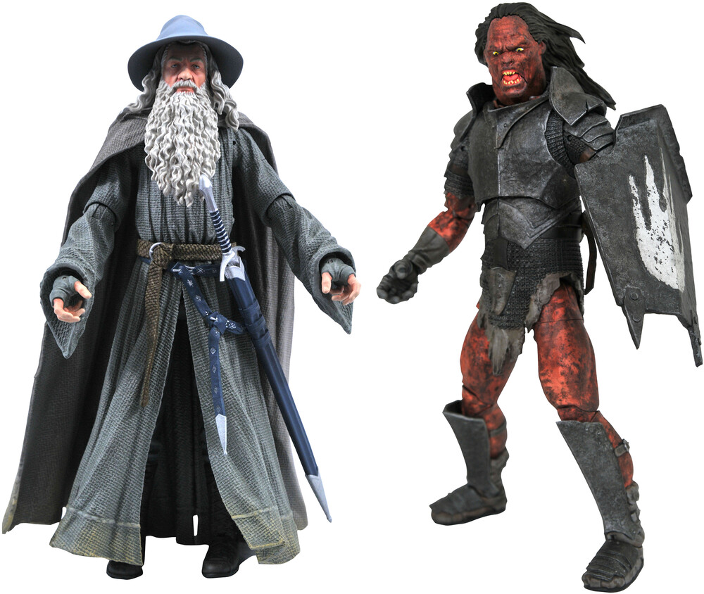 - Lord Of Rings Dlx Af Asst Series 4 (Asso)