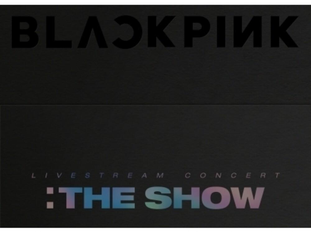BlackPink - Blackpink 2021 (The Show) (incl. 2 DVDs - Region 1,3,4,5,6) (152pg Photobook, Frame Photo Set, Magnet Set, Tracklist Card, 5x Ph