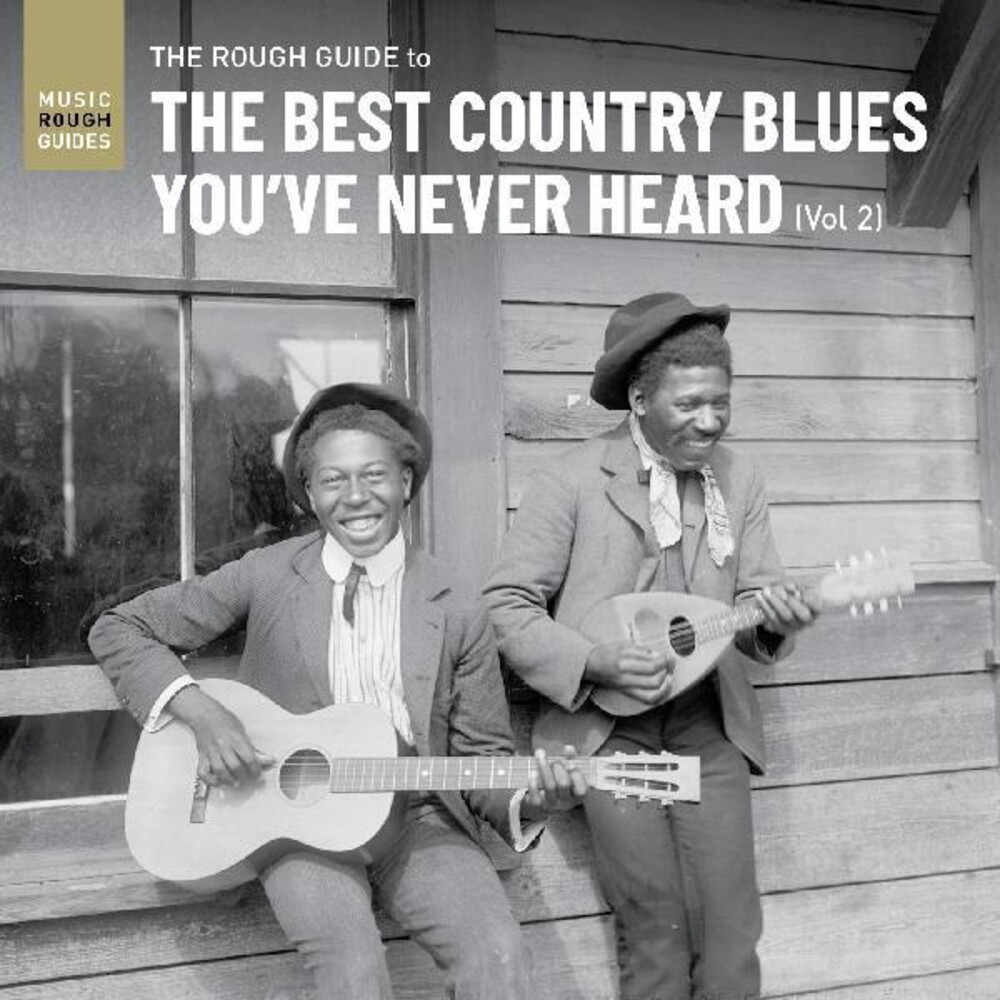 Rough Guide To The Best Country Blues You've / Var - Rough Guide To The Best Country Blues You've / Var
