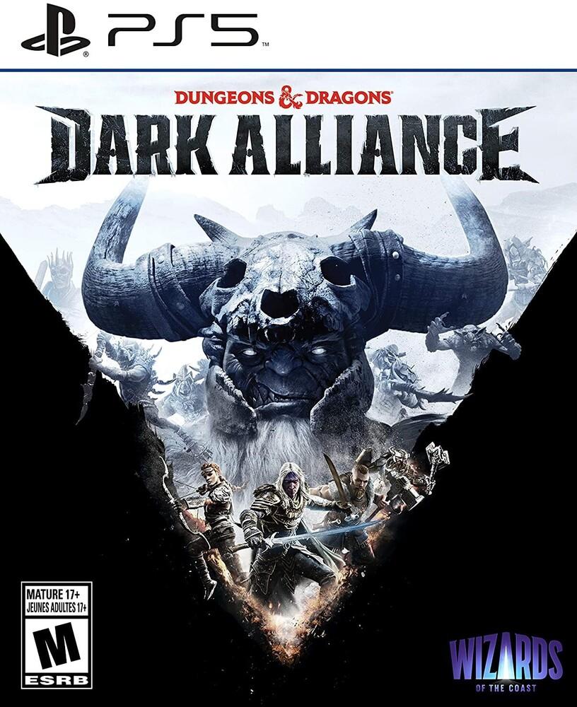 Ps5 Dungeons & Dragons Dark Alliance - Ps5 Dungeons & Dragons Dark Alliance