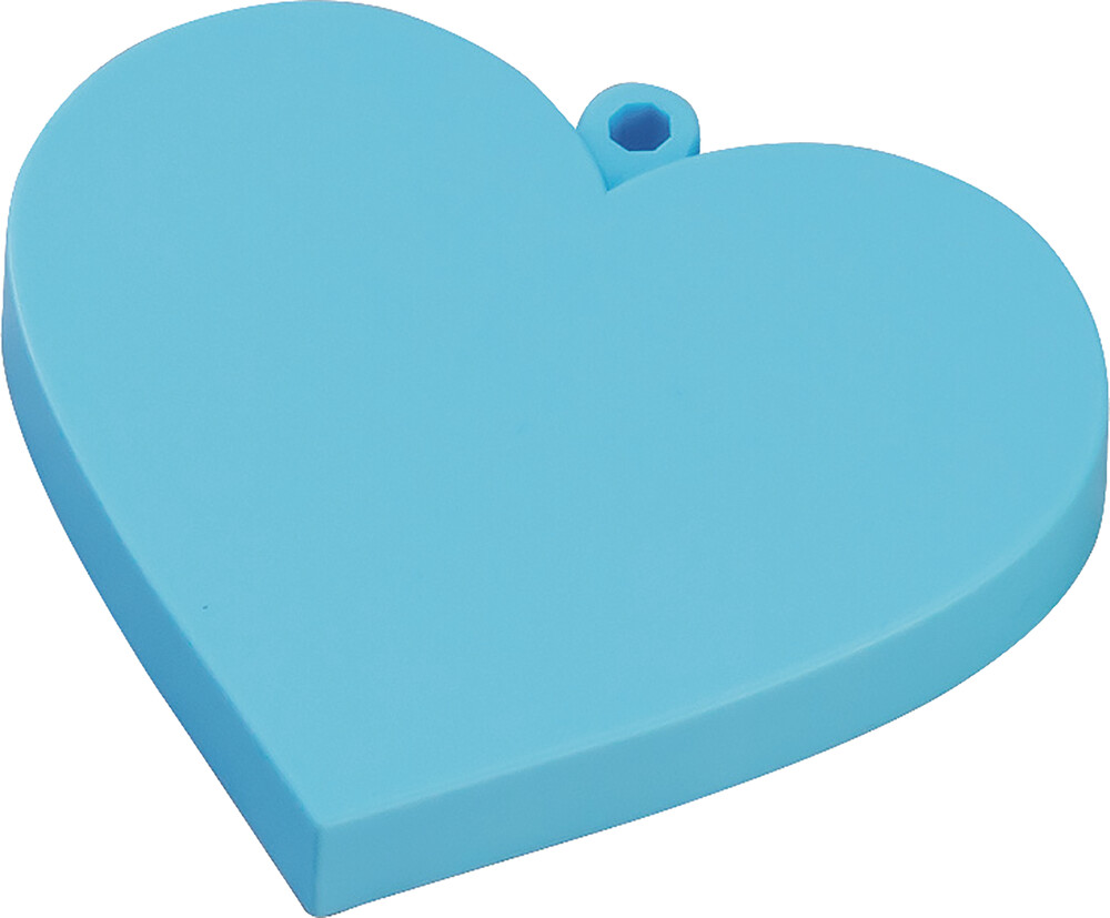 - Nendoroid More Heart Base Blue (Clcb) (Fig)