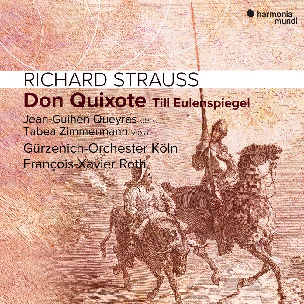 Gurzenich-Orchester Koln / Francois Roth -Xavier - Strauss: Don Quixote