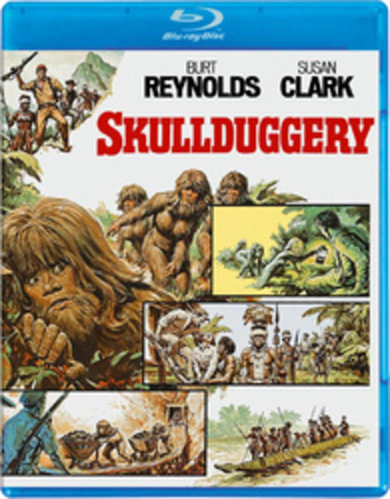 Skullduggery (1970) - Skullduggery (1970)