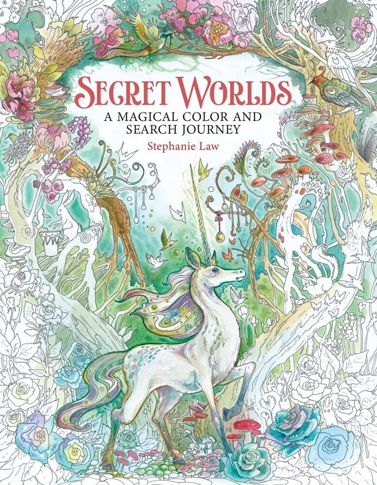 Stephanie Law - Secret Worlds (Adcb) (Ppbk)