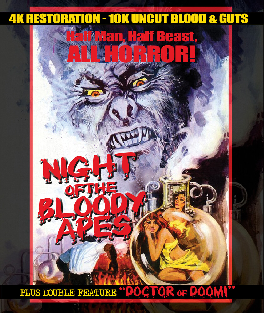 Night of the Bloody Apes - Double Feature - Night Of The Bloody Apes - Double Feature