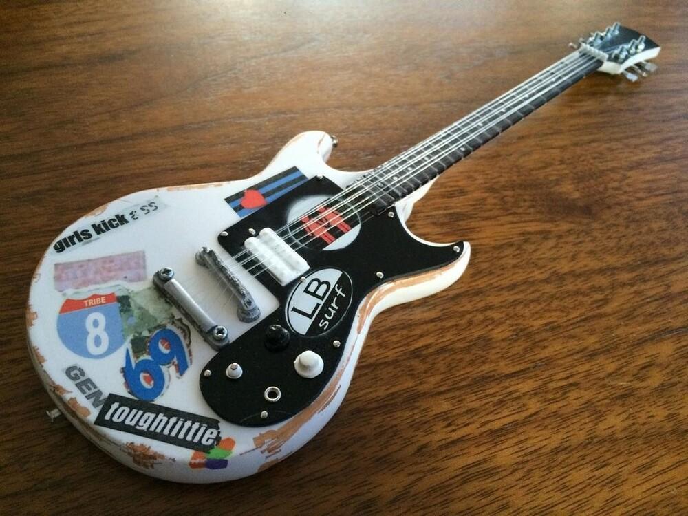 Joan Jett Melody Maker Girls Kick Ass Mini Guitar - Joan Jett Melody Maker Girls Kick Ass Mini Guitar